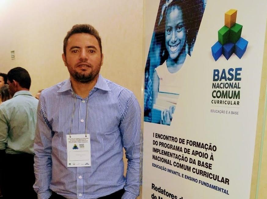 Antonio Silva, professor e coordenador estadual do ProBNCC